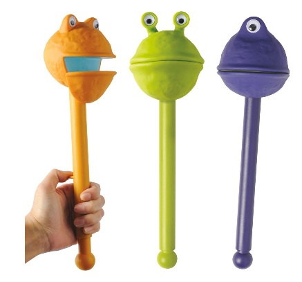 Puppet-on-a-Stick