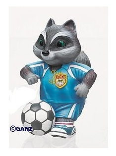 Tail Towns Friends Soccer Player