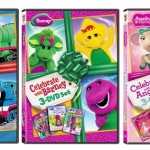 Celebrate the Holidays with Preschooler Favorite Pals in 3-DVD Gift Collections & Giveaway!
