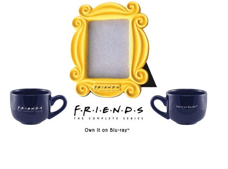 Friends Prize Pack