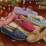 Day #14 of 60 Days of Exclusive Deals- Suede Slippers $12 Shipped