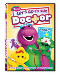 Barney Lets Go To the Doctor