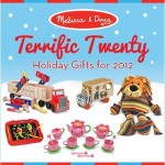 Melissa & Doug Terrific Twenty List and Giveaway!