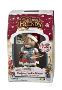 Limited Edition Holiday Cookie Mouse