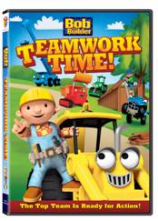 Bob the Builder: Teamwork Time DVD