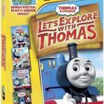 Thomas & Friends: Let's Explore With Thomas 4 Pack – DVD Review