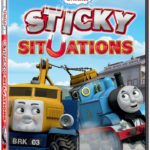 Thomas & Friends: Sticky Situations DVD Review & Giveaway!