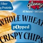 Glenny's Whole Wheat Popped Crispy Chips Review & Giveaway!