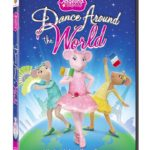 "Step With the Beat in ""Angelina Ballerina: Dance Around the World"" Review & Giveaway!"