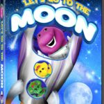 Barney Let's Go to the Moon DVD Review & Giveaway!