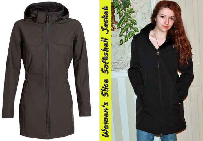 Women's Slice Softshell Jacket