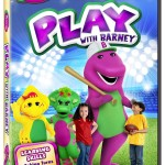 Learning is Fun with Barney: Play with Barney Review & Giveaway!