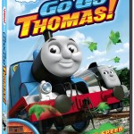Thomas & Friends: Go Go Thomas DVD Review & Giveaway