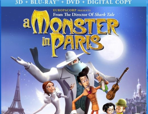 A Monster In Paris Boxart