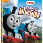 Thomas & Friends Railway Mischief Review, Coupon, & Giveaway!