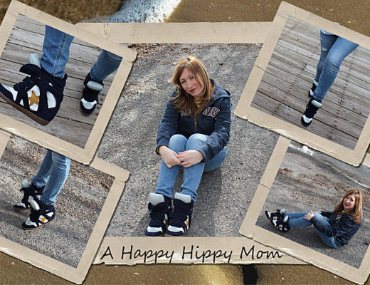 upere wedge sneakers photos