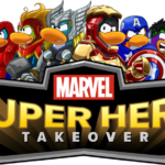 Disney's Club Penguin Members Suit Up as Marvel Super Heroes and Super Villains in All-New Epic Event!