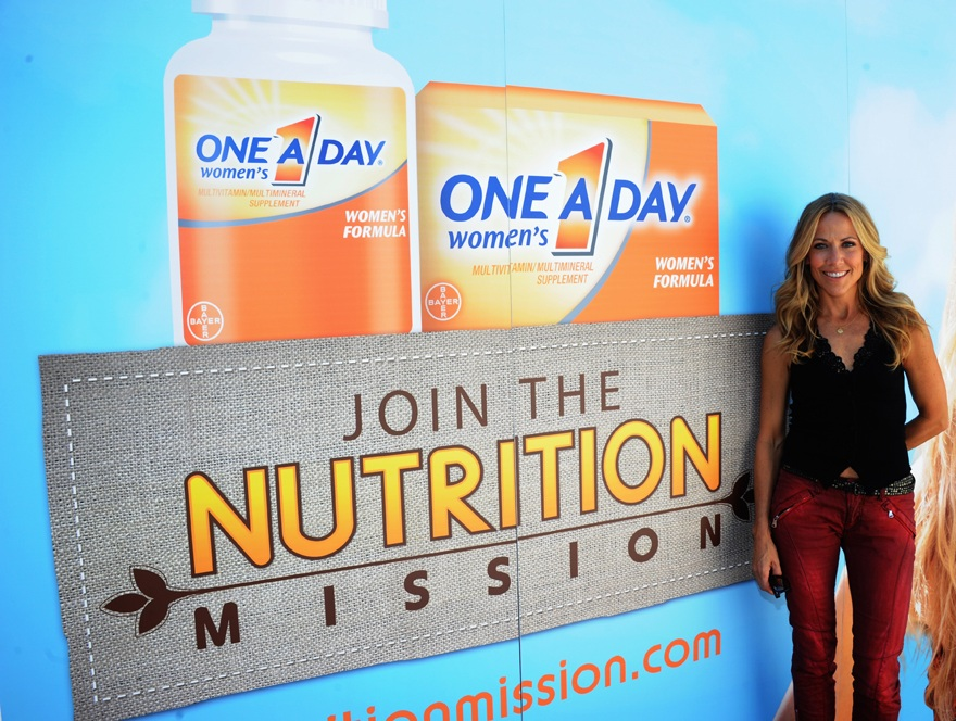 "Sheryl Crow Teams Up With One A Day Women's And Feeding America To Launch ""Nutrition Mission"" To Help End Hunger"