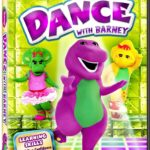 Barney: Dance with Barney DVD Review & Giveaway!