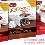 New Product Alert – Glenny's Greek Yogurt Lovers Bars!