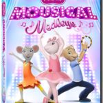 New Angelina Ballerina: Mousical Medleys DVD & Giveaway