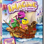 All-New BARNEY IMAGINE WITH BARNEY DVD Review & Giveaway