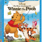Disney's The Many Adventures of Winnie The Pooh Blu-ray Combo Pack Review & Giveaway!