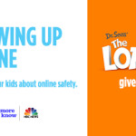 Free Growing Up Online eBook & The Lorax Blu-ray Combo Pack Giveaway!