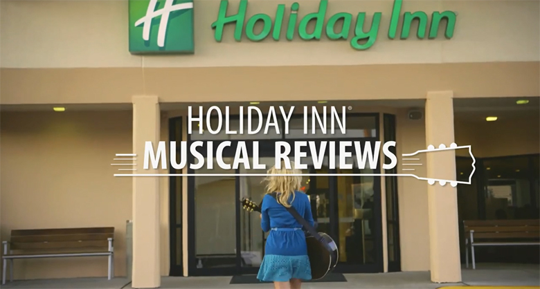 Holiday Inn Musical Reviews