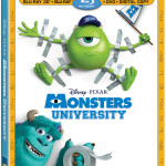 Monsters University 4-Disc Ultimate Collector's Edition Blu-ray 3D Combo Pack Review