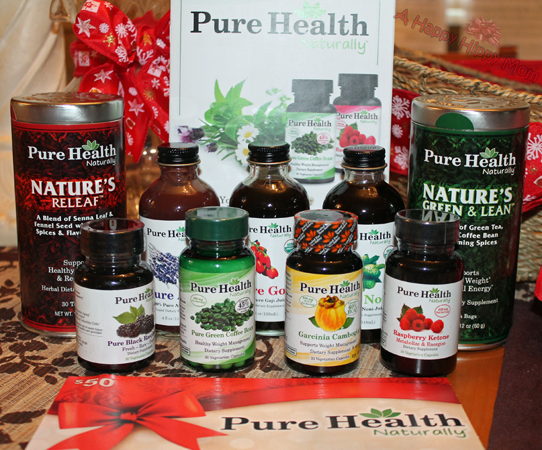 Pure Health Supperfood Products