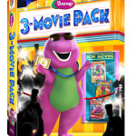 Barney 3 Movie Pack Review & Giveaway- Holiday Gift Guide Feature.