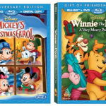 Mickey's Christmas Carol & Winnie The Pooh A Very Merry Pooh Year Blu-ray Giveaway!