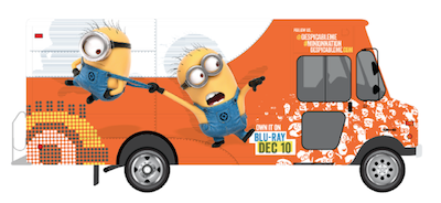 Minion Mobile  Madness