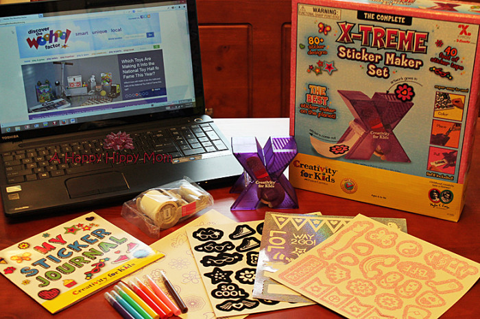 Xtreme Sticker Maker Set
