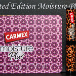 NEW Carmex Limited Edition Moisture Plus Collection & Giveaway!