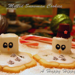 Melted Snowman Sugar Cookies Recipe -Sweet Creations Discount