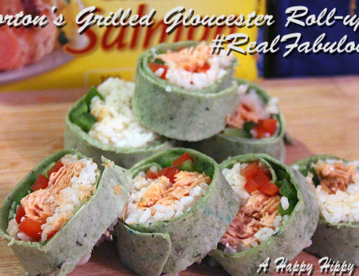 Grilled Gloucester Roll-ups