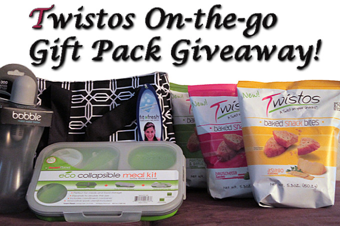 Twistos On-the-go Gift Pack Giveaway