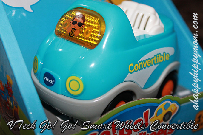 VTech Go! Go! Smart Wheels Convertible