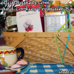 GourmetGiftBaskets.com Tea and Cookies Premium Basket – WOW Mom on Mother's Day!
