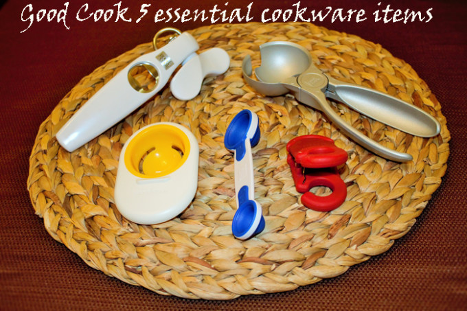 good cook 5 essential cookware items
