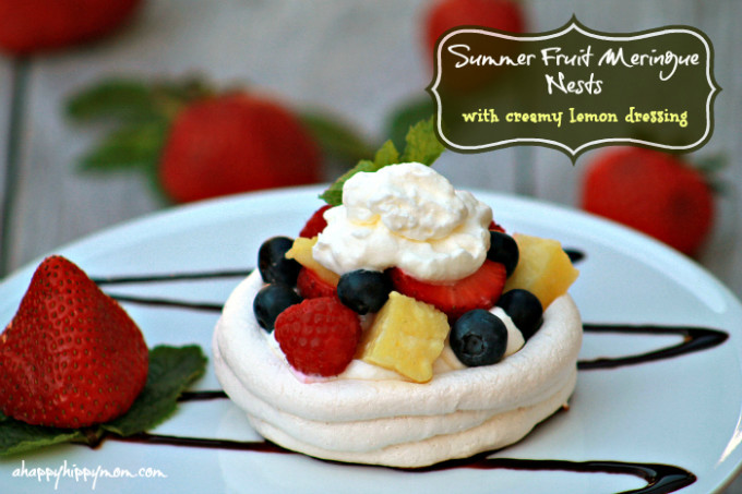 Summer-Fruit-Meringue-Nests #BBBproduct