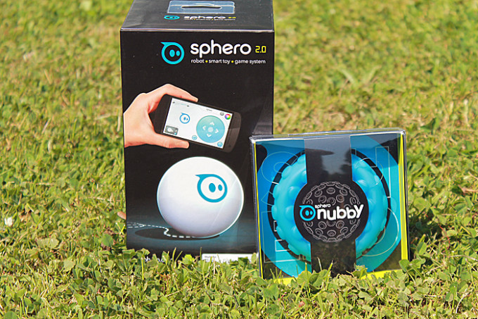 sphero and nubby