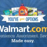 Favorite P&G Products on Walmart.com For Delivery & $25 Walmart GC Giveaway!