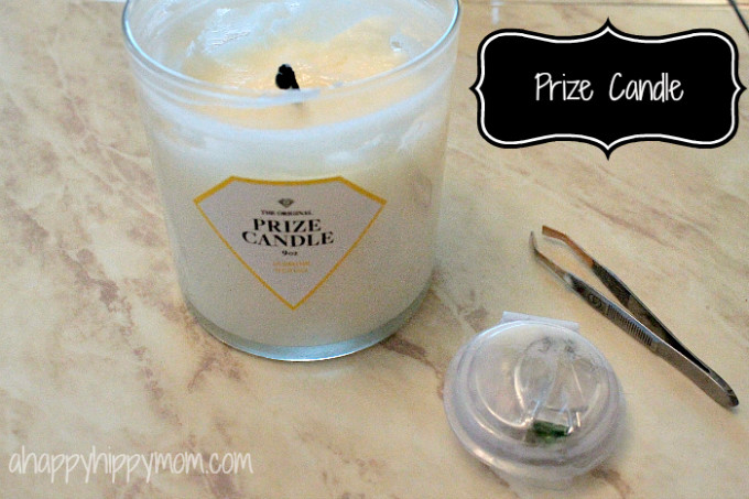 Prize Candle Ring