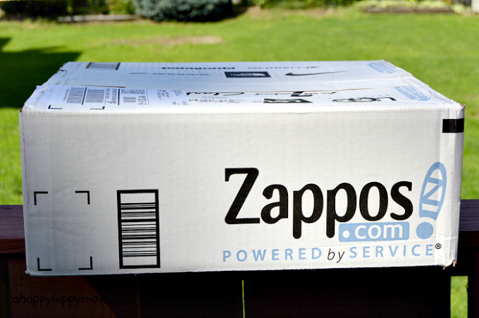 Zappos Back-to-school order