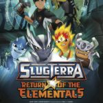 Slugterra Return of the Elementals DVD, Clips, and Games!
