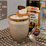 International Coffee Day, Vodka S'MORES Latte Recipe & Giveaway! #CoffeeBuzz @Staples