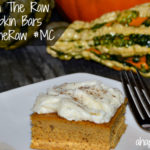 Monk Fruit In The Raw –Spiced Pumpkin Bars Recipe & Giveaway #MonkFruitInTheRaw #MC #Sponsored